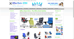 Preview of office-chairs.biz